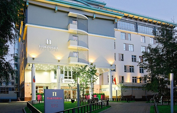 Pokrovka Suite Hotel